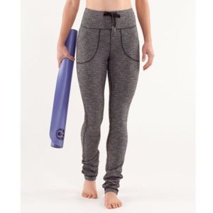 Lululemon coco pique skinny will pants